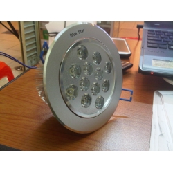 Lampu Downlight LED 12 Watt