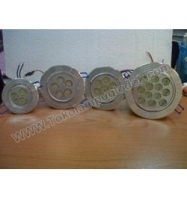 Downlight LED 1,2,3,5.7,9,12,15,18,21 Watt