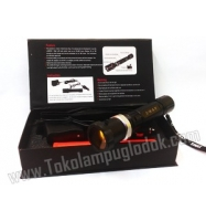 Senter LED Rechargeable