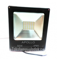 Lampu Sorot LED SMD 50 Watt 220 Volt APOLLO