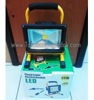 Lampu sorot Portable Emergency LED 20  Watt