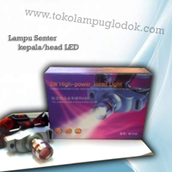 Head Lamp Rechargeable