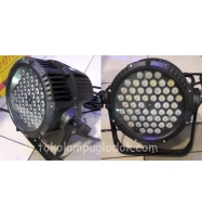 Lampu Sorot LED PAR RGB & White 54x3 Watt Outdoor